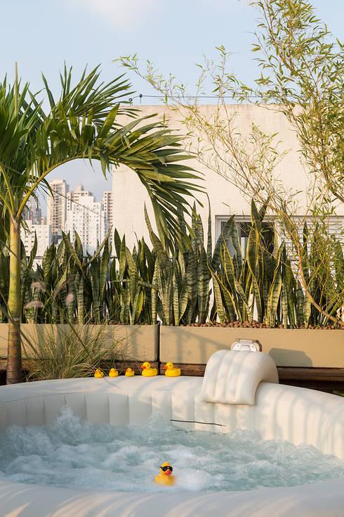 Spas  por Eliane Mesquita Arquitetura