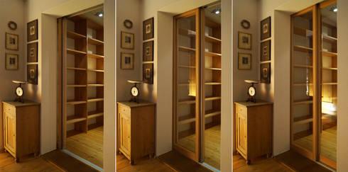schiebet ren raumteiler von lignum m belmanufaktur homify. Black Bedroom Furniture Sets. Home Design Ideas