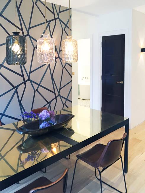 Dining room by CVA Design