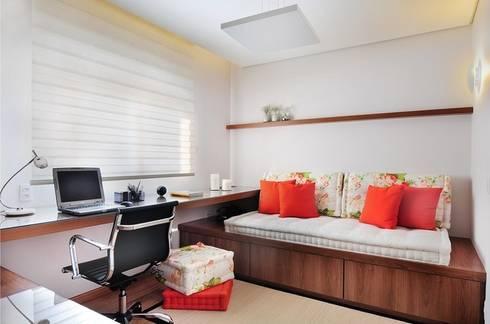 Home Office: Escritórios  por Madi Arquitetura e Design