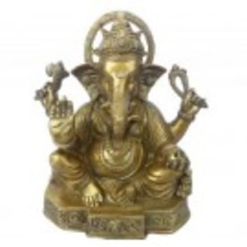 Bal Ganesha Statue:  Artwork by Alyth Creations