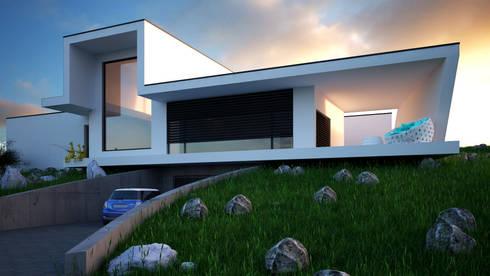 Casas Em Modelos:   por Mdimension