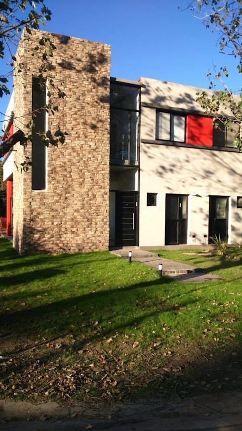 Casas de estilo  por DS Arquitectos