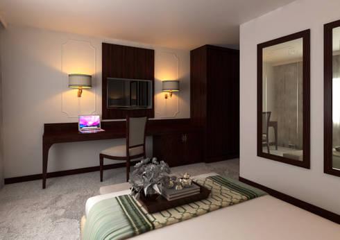 Hotel AN TAYA: Quarto  por Mdimension