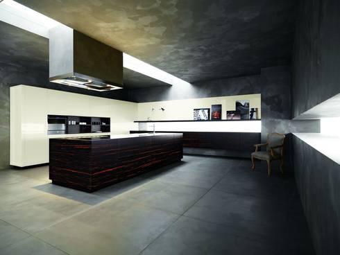 "Se escoge Modelo ""ELLE Vip"" de Cesar Cucine:  de estilo  por Complementi Centro Decorativo"
