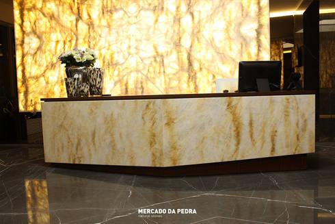 Edificio Primavera-Braga: Espaços comerciais  por Mercado da Pedra