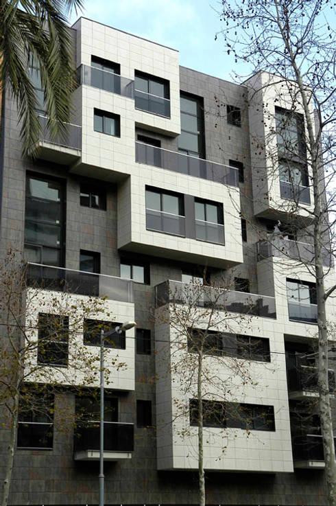 Casas de estilo  por Pablo Anzilutti | Arquitecto