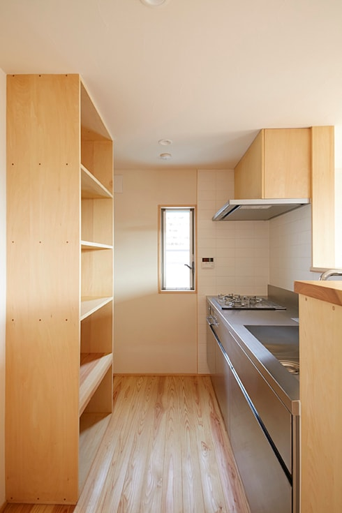 ห้องครัว by 一級建築士事務所co-designstudio