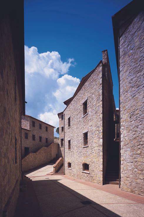 Дома в . Автор – Simone Casini Architetto