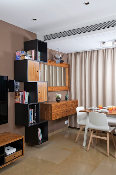 Residential—Bandstand: modern Dining room by Nitido Interior design