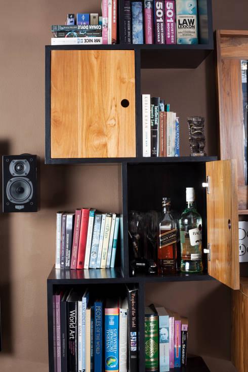 Residential—Bandstand: modern Living room by Nitido Interior design