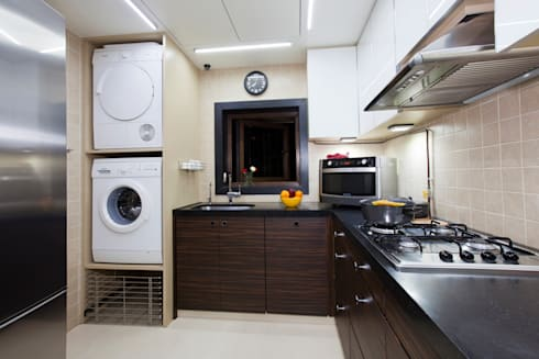 Residential—Bandstand: modern Kitchen by Nitido Interior design