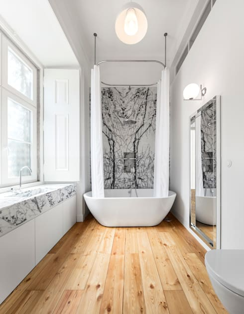 Casa de banho  por Designsetter