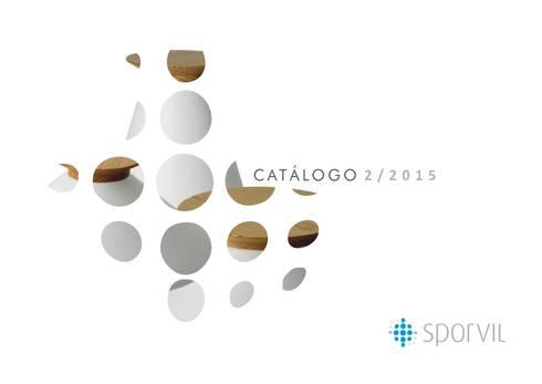 CATÁLOGO 2-2015: Casa  por Sporvil Lda