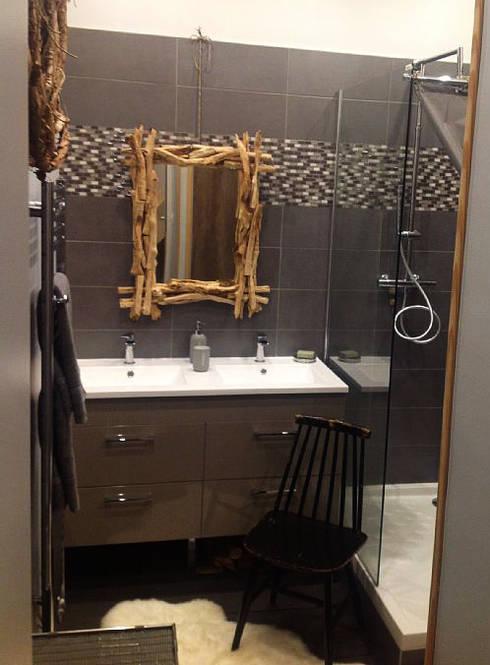 ห้องน้ำ by Atelier JP Bouvee