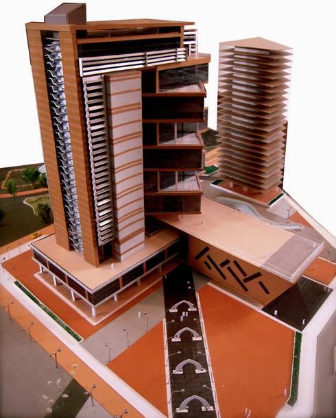 PLATAFORMA LOGISTICA-BOGOTA D.C:  de estilo  por AKUMAJAA PROYECTOS