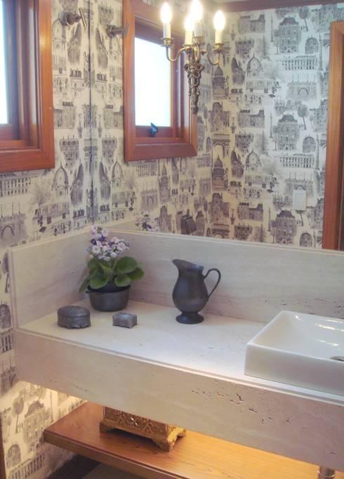 Banheiros: Banheiros  por Débora Noronha Arquitetura
