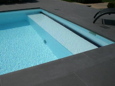 Kunststof zwembaden op maat door tvr kunststoffen bv homify for Zwembad kunststof