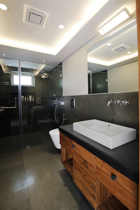 Residential - Napeansea Rd: minimalistic Bathroom by Nitido Interior design