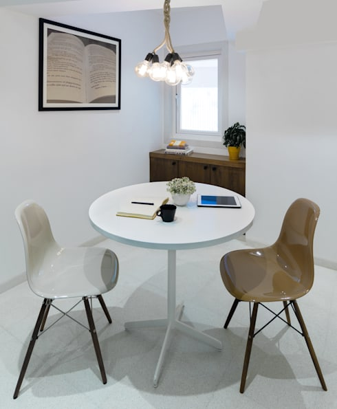 Commercial—Khar:  Office spaces & stores  by Nitido Interior design