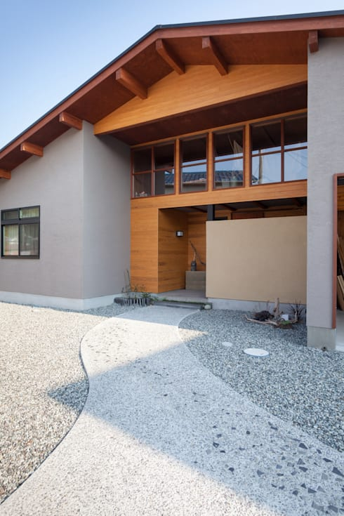 Houses by 株式会社グランデザイン一級建築士事務所