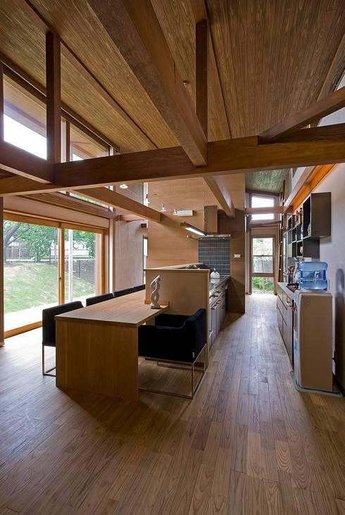 岩神の家: ATELIER Nが手掛けたキッチンです。