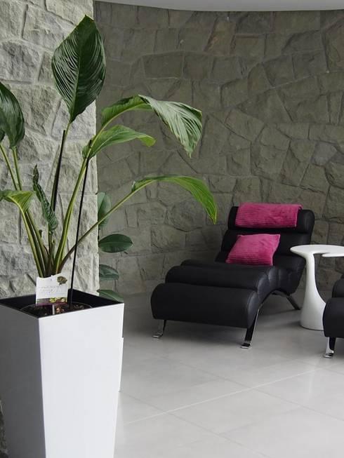 przebudowa domu z lat 60: styl , w kategorii Ogród zimowy zaprojektowany przez Małgorzata Sikora