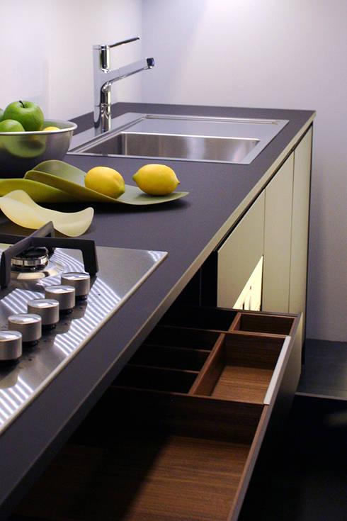 Кухня в . Автор – Arch. Vittoria Ribighini