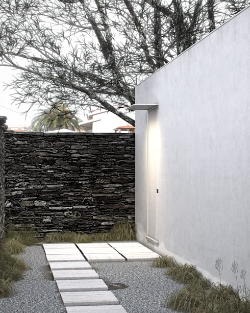 minimalistic Houses by Varq.