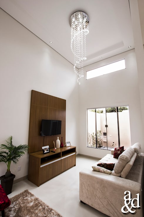 modern Living room by Arch & Design Studio