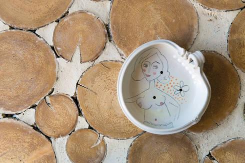 poterie artisanale des gets de poterie artisanale des gets homify. Black Bedroom Furniture Sets. Home Design Ideas