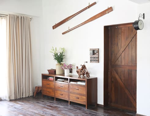 Residential—Juhu:  Windows by Nitido Interior design