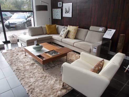 benfica showroom par boconcept lisboa homify. Black Bedroom Furniture Sets. Home Design Ideas