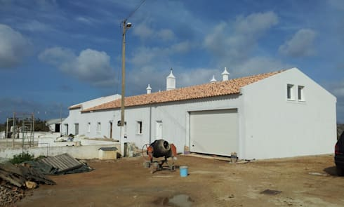 Quinta Estrala – Monte Juntos – Albufeira:   por 7@ARQ. (arquitectura & construção)