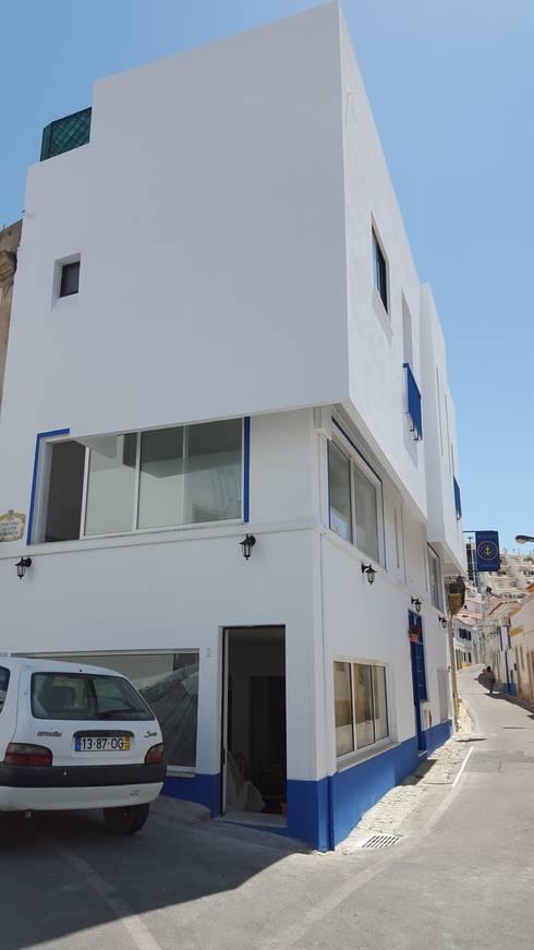 Remodelação e Alteração da função – Albufeira:   por 7@ARQ. (arquitectura & construção)