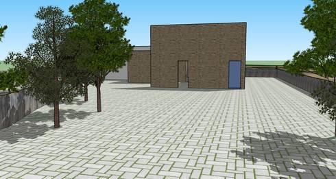 Habitação Unifamiliar - Loulé:   por 7@ARQ. (arquitectura & construção)