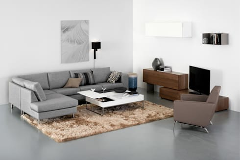 inspira o salas by boconcept lisboa homify. Black Bedroom Furniture Sets. Home Design Ideas