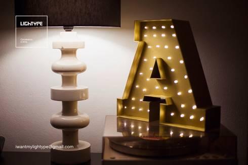 MEDIUM TYPE: Casa  por LIGHTYPE
