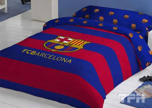 Ropa de cama f tbol club barcelona de tph textil para - Ropa de cama barcelona ...
