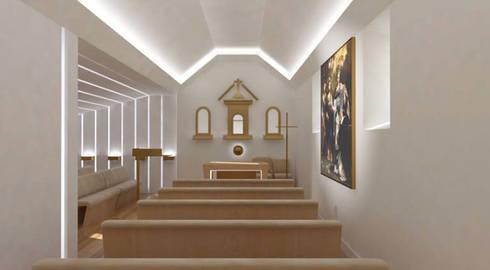 Renovação Capela São Domingos:   por Poliune