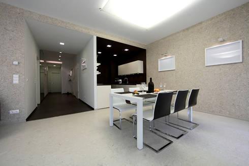 Private interieur u einceptionu c villa in berlin deutschland von