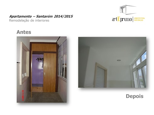 Arteprumo: Corredores e halls de entrada  por Arteprumo, LDA