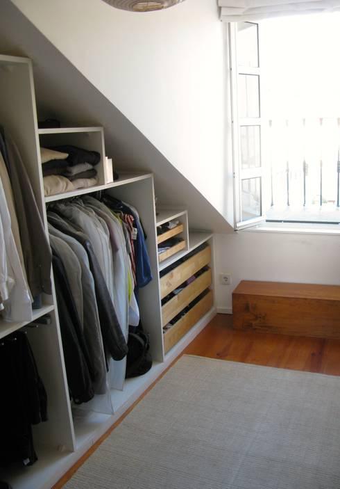 Closets modernos por homify