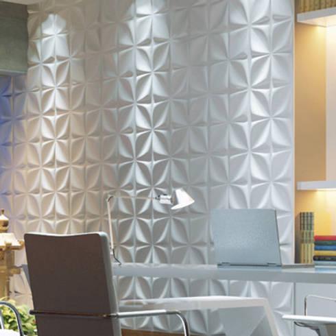 Paneles 3d : Paredes de estilo  por dekora2013