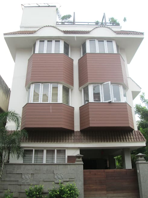 Residence @ Mylapore :   by Uncut Design Lab