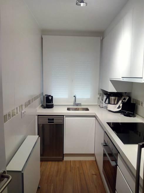 Кухни в . Автор – iO arquitectura