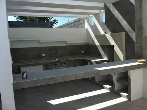 DESPUES:  de estilo  por OR Arquitectura y Construcción