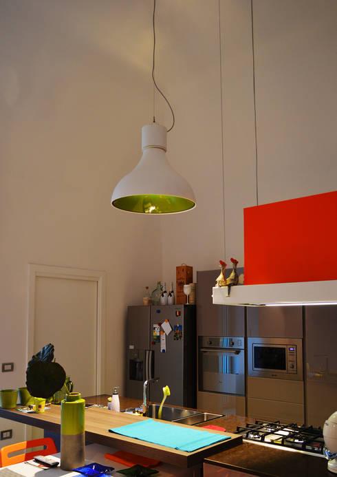 Kitchen by Marco Stigliano Architetto