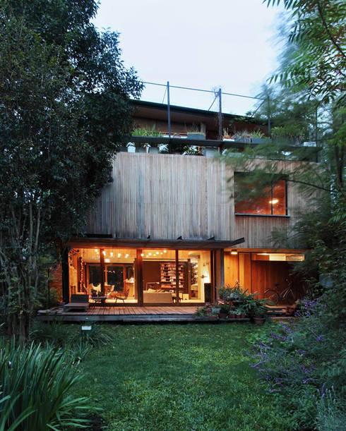 landelijke Huizen door Arquitecto Alejandro Sticotti