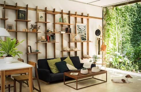 Net muebles de arquitecto alejandro sticotti homify for Muebles de oficina sarmiento 1400